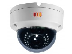 Full-HD IP IR Vandal Dome