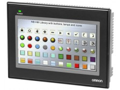 Omron Human Machine Interface