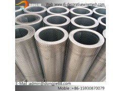 Decorative Metal Perforated Sheets Wire Mesh