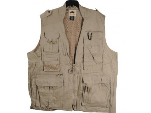 Safety Vest, Hunting Vest, Fishing Vest, Jacket