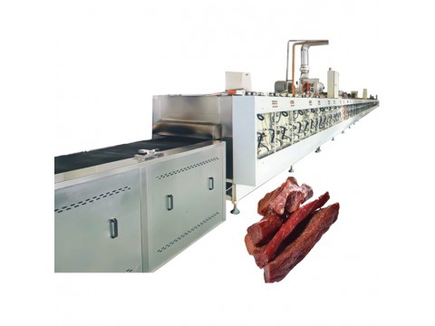 Commercial bakery machines for beef jerky