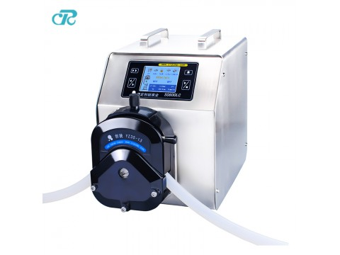 Multiple Working Modes Intelligent Transfer Peristaltic Pump